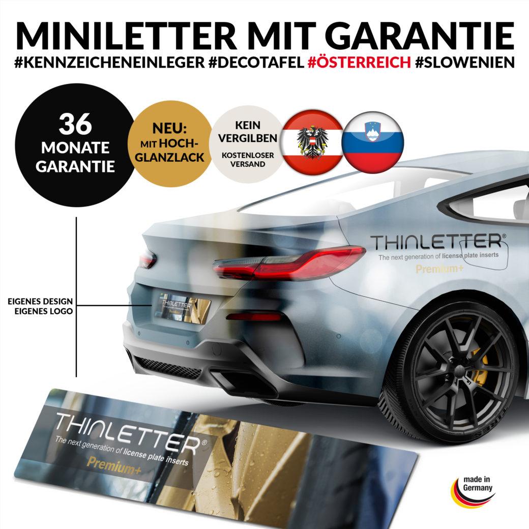 Miniletter premiumPLUS Austria